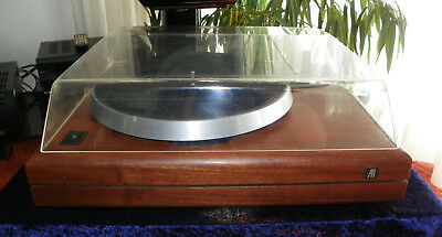 """Acoustic Research The AR Turntable """"The Legend"""" - mit SME Base"""