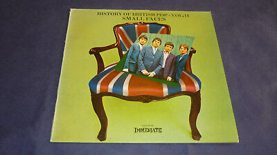 Small Faces - History of the British Pop - Vol. 11-Immediate 5C05205108 Holland