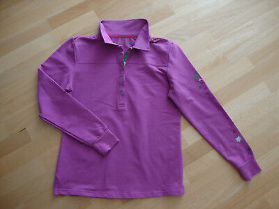 Poloshirt Langarm von Girls Golf Damen Gr. M