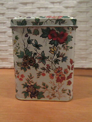 Daher Long Island Tin Collectible Storage Tea Canister Made In England No Rust!