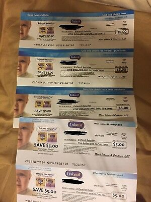 Enfamil Check Coupons $25 Worth