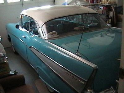 1957 Chevrolet Bel Air Sport Coupe 1957 chevy bel air hard top sports coupe very rare very clean