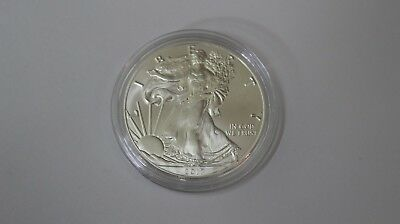 2017 Silver US 1 Oz Dollar American Eagle US Mint