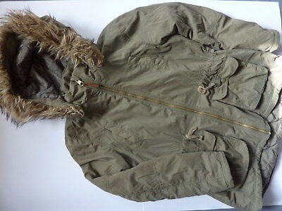 H&m Wattierter Parka Mit Kapuze 19,99 from H&M on 21 Buttons