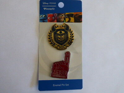 Disney Trading Pin 131833 Loungefly - Monsters University