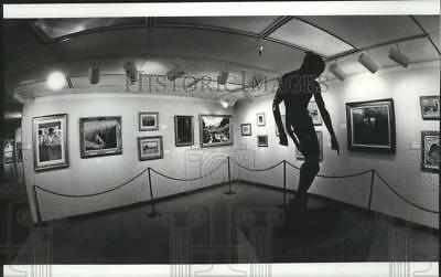 1978 Press Photo Lower Level of the Museum of Native American Cultures