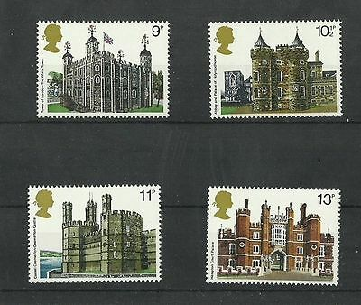 Great Britain 1978 Historic Building  MNH