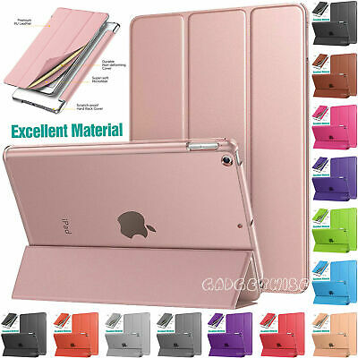 "Smart Cover Stand Case Magnetic For Apple iPad 9.7"" Inch 6th Generation 2018"