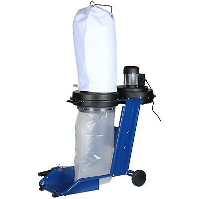 KATSU 100449 Industrial Mobile Versatile Electric Dust Collector With Dust Bag