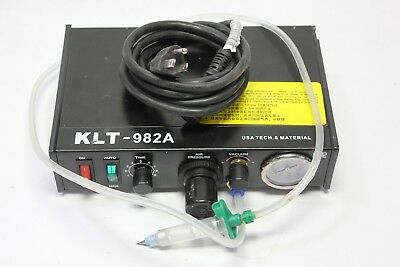 KLT-982A Solder Paste Glue Dropper Liquid Auto Dispenser Controller
