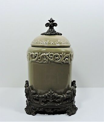 Drake Design Taupe Replacement Canister Small Size