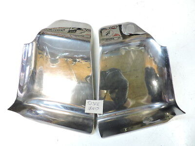 Honda Goldwing Gl 1500 Gl1500 Saddlebag Kick Panel Scuff Plate Pair Left & Right