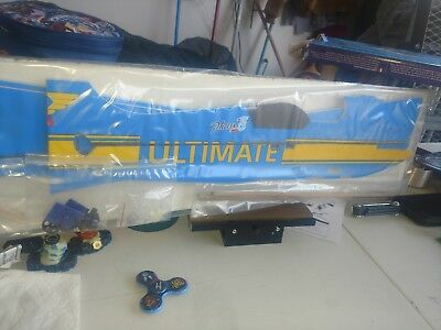 Phase 3 Ultimate RC foam model ready to build airplane kit, Bi Plane, indoor FLY