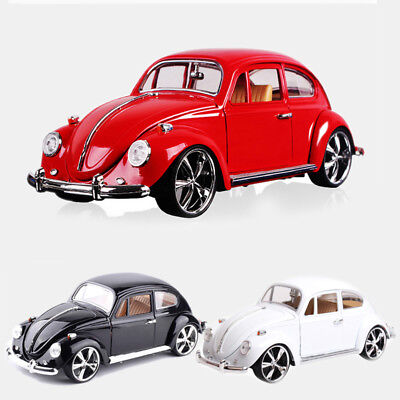 Vintage VW Beetle Superior 1967 1:18 Scale Car Model Diecast Gift Toy Vehicle