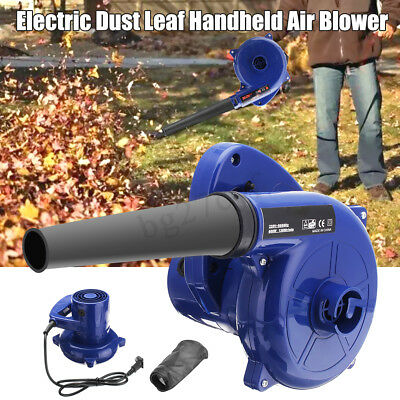 2 in 1  Electric Handheld Air Blower Cleaner Duster Dust Blower Tool Pneumatic