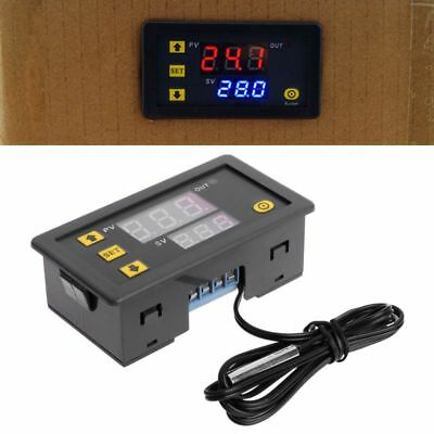 Temperature Controller Relay Digital LED Display Regulator Thermostat Switch 1PC