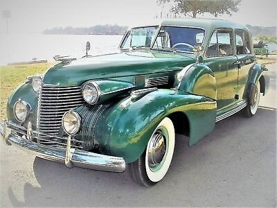 1940 Cadillac Fleetwood 60 Special CCCA Classic -1940 Cadillac S. 60 Special Ex.Richard &Linda Kughn collection