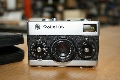 Rollei 35 35mm Miniature Viewfinder Film Camera