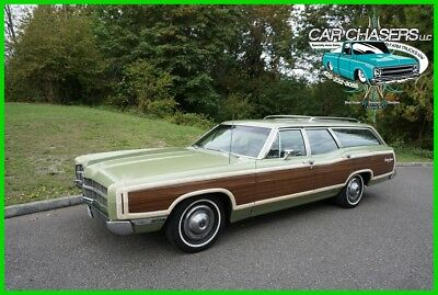 1969 Ford Galaxie NO RESERVE 1 OWNER LTD COUNTRY SQUIRE SURVIVOR 175PIX+VIDEO 175PIX+VIDEO 1 OWNER LTD COUNTRY SQUIRE WOOD PANEL STATION WAGON S/W! NO RESERVE