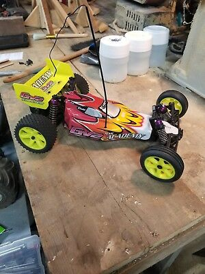 1/10 rc cars electric used