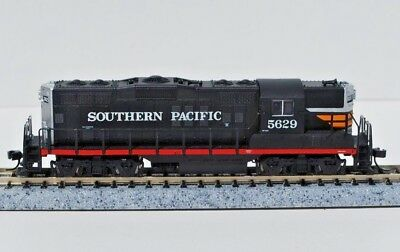 Atlas N Scale DCC GP9 Southern Pacific, 'Black Widow', # 5634. New