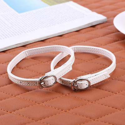 Women Leather Shoelaces Shoes Belt Ankle Tie Strap Band for Locking High Heels