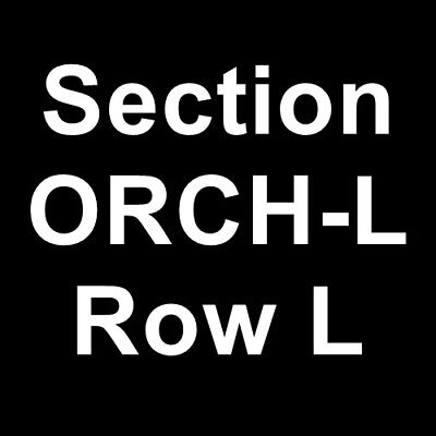 2 Tickets 1964 The Tribute 11/4/18 Southern Theatre Columbus, OH