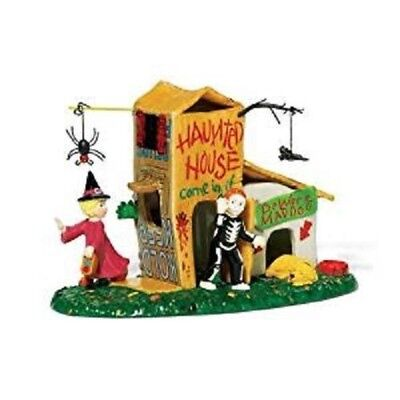 Department 56 Snow Village Halloween-Come In If You Dare *Retired MINT