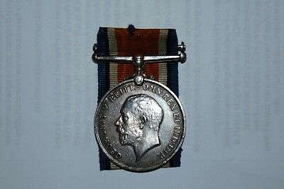 Great War British War Medal To  M2-192429 Pte F.c. Garrett A.s.c.