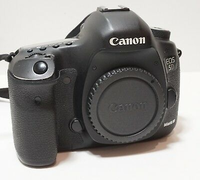 Canon EOS 5D Mark III Digital Camera (Body Only)