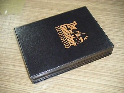 Pre-Owned DVD - The Godfather DVD Collection