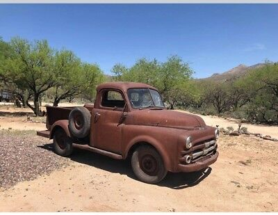 1952 Dodge Other Pickups 1/2 ton 1952 dodge pickup truck