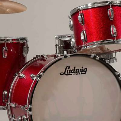 Ludwig USA Classic Maple Drums