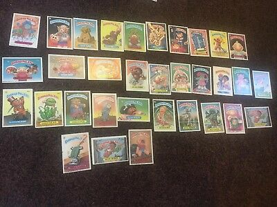 Garbage Pail Kids •• 33 Cards