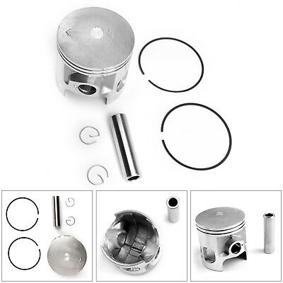Piston STD 66mm x 69.5mm Height Rings For Yamaha DT175 1974-81 NO.2N5-11610-00.