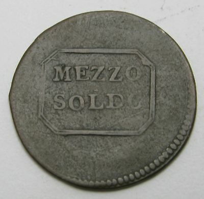 TUSCANY (Italian State) 1/2 Soldo ND(1805) - Copper - Charles Louis - 3206