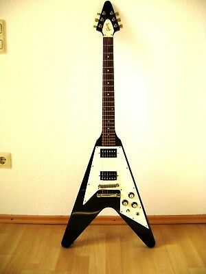 GIBSON FLYING V - Baujahr 1989 –  Superplayer !