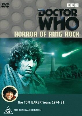 Doctor Who: Horror of Fang Rock = NEW DVD R4