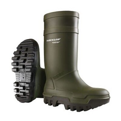 Dunlop Adults Unisex Purofort Thermo Plus Full Safety Wellies (TL755)