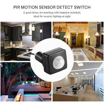 110/220V PIR Infrared Body Motion Sensor Control Switch Automatic Light Lamp Hot