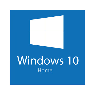 Microsoft Win­dows 10 HOME KEY 32-64 Bit Product MS Win Activation Schlüssel