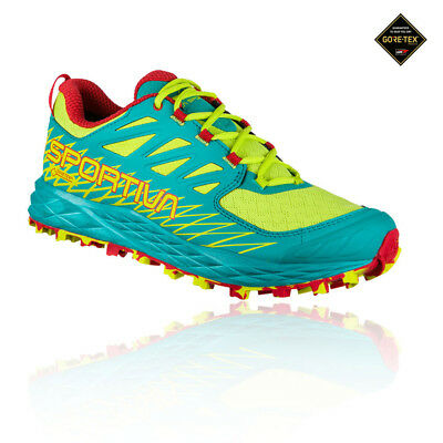 La Sportiva Womens Lycan GORE-TEX Trail Running Shoes Trainers Sneakers  Green e1c8f2326ba