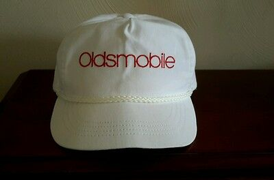 Vintage Oldsmobile Hat . . .New Condition . . . Last One