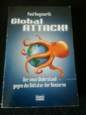 Paul Kingsnorth - Global Attack !  - Taschenbuch