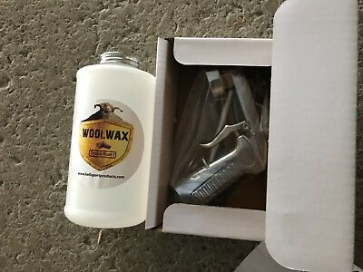 Genuine OEM Fluid Film Undercoating Spray Gun Kit