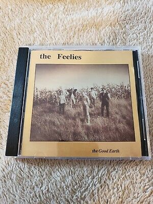 The Feelies The Good Earth CD 1986 Original Release Coyote Records Like New
