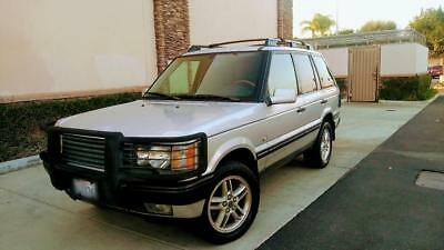 2002 Land Rover Range Rover HSE 2002 Land Rover Range Rover HSE 4.6 P38 Looks & Runs great! Cold A/C, Navigation