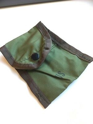 Mint Plastic Snap M67 Us Army Marines M-1967 Nylon First Aid Compass Pouch
