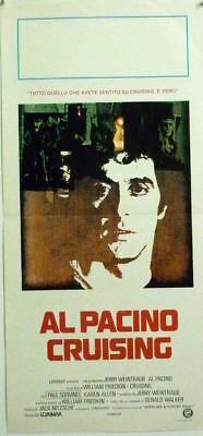playbill-CRUISING-AL PACINO-WILLIAM FRIEDKIN-US DRAMA-A14-41