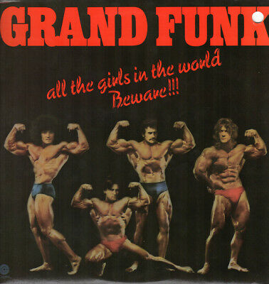 Grand Funk – All The Girls In The World Beware - CD  NEW